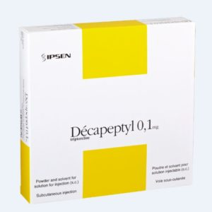 DECAPEPTYL 0,1 mg