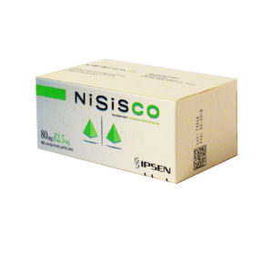 Nisisco 80mg-12 5mg