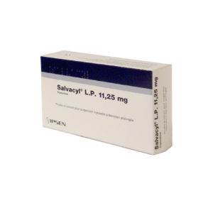 Salvacyl 11-25mg